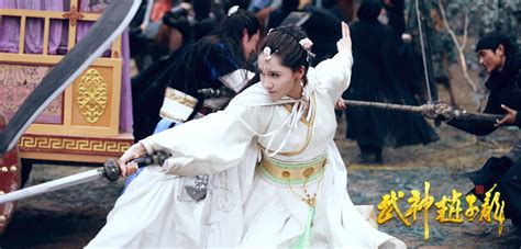 film god of war yoona 8 reasons why we love yoona in quot god of war zhao yun quot soompi