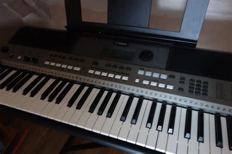 Keyboard Bekas Yamaha Psr E443 yamaha psr e443 image 1504403 audiofanzine