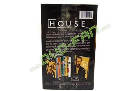 house complete series house m d the complete series