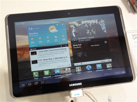 Tablet Samsung 10 Inch 10 inch samsung galaxy tab 2 pre order at office depot ships may 11 android central