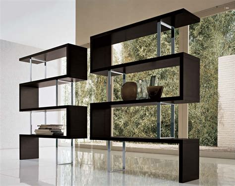 contemporary bookshelves furniture and bookcases ideas