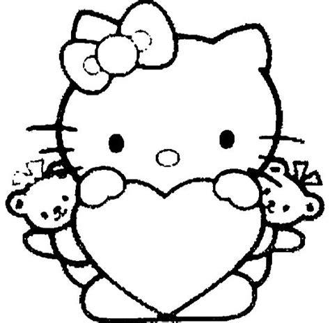 hello kitty baseball coloring pages hello kitty is great and love coloring page hello kitty