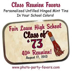 Class Reunion Favors by Pin By Photo Favors On Class Reunion Planning