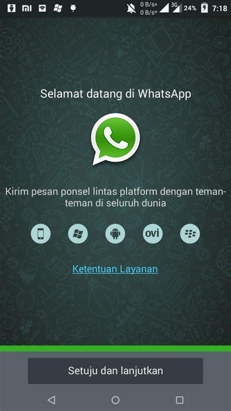 cara mudah membuat akun whatsapp di android dan iphone cara membuat akun whatsapp material design dengan mudah