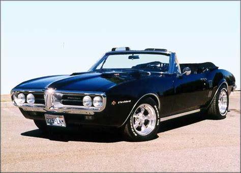 Pontiac Firebird 67 by 67 Pontiac Firebird Convertible Autos
