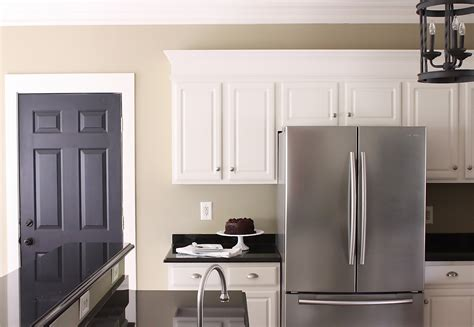 Painted Kitchen Cabinet by The Yellow Cape Cod Painting Kitchen Cabinets Painted