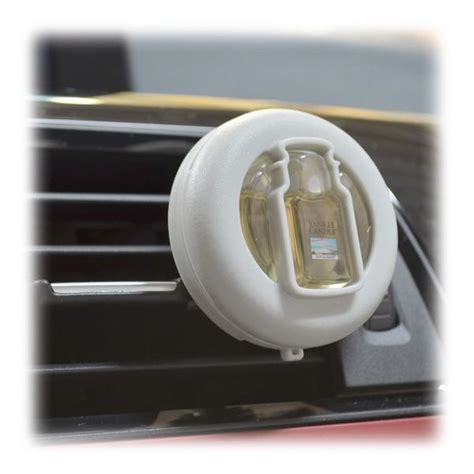 yankee candle smart scent vent clip car home office air