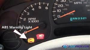 Brake Override System Warning Light How Anti Lock Brake Systems Abs Work Explained By The Pros