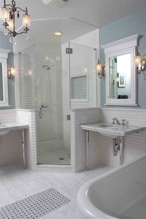 white bathrooms houzz the granite gurus whiteout wednesday 5 white bathrooms