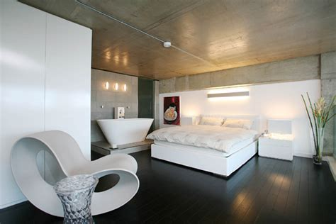 contemporary luxury london loft digsdigs