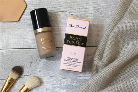 In Jar Faced Born This Way 1 faced born this way foundation review tea