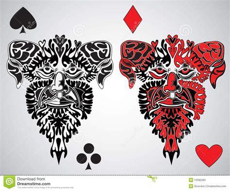 face king card play stock photos image 12582283