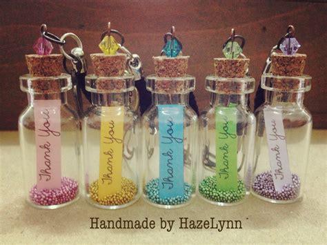 Handmade by Hazelynn: Gift Idea: Thank You Bottle
