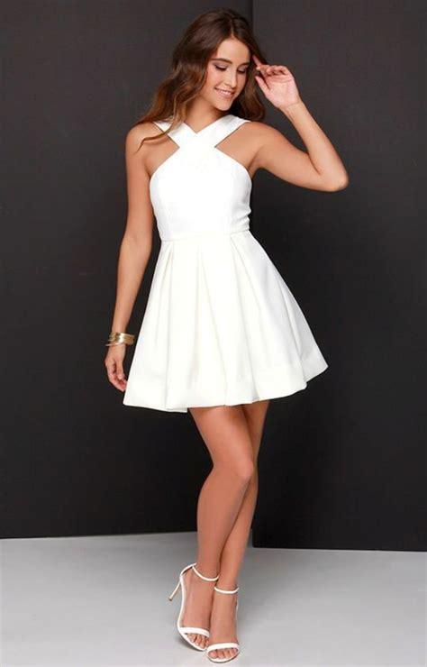 Dress White Pretty 22 white graduation dresses 100