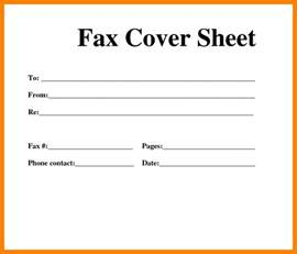8 sample fax cover sheet resume sections