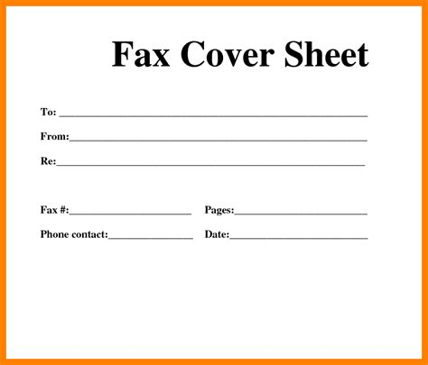 8 sle fax cover sheet resume sections