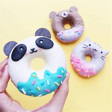 imagenes de rosquillas kawaii donuts panda trop mignon tuxboard