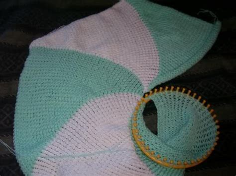 baby blanket loom knitting patterns 1000 ideas about loom knitting blanket on