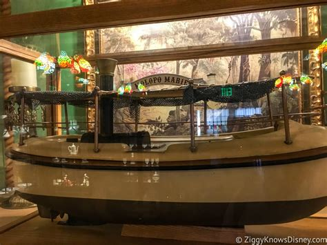 jungle cruise boat model review skipper canteen dinner in disney s magic kingdom