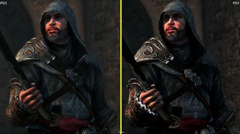Kaset Ps4 Assassin S Creed The Ezio Collection assassin s creed revelations ps3 vs ps4 the ezio collection graphics comparison