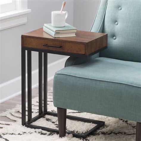 c table with drawer c table with drawer end tables at hayneedle