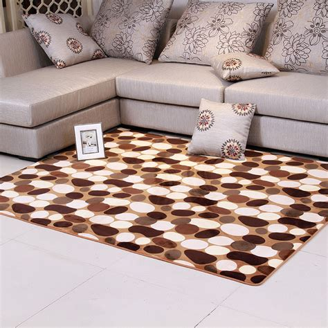 Fluffy Rugs Anti Skid Shaggy Area Rug Dining Room Home Rugs For Bedrooms