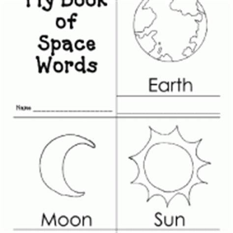 preschool solar system worksheets the moon solar system worksheets pics about space