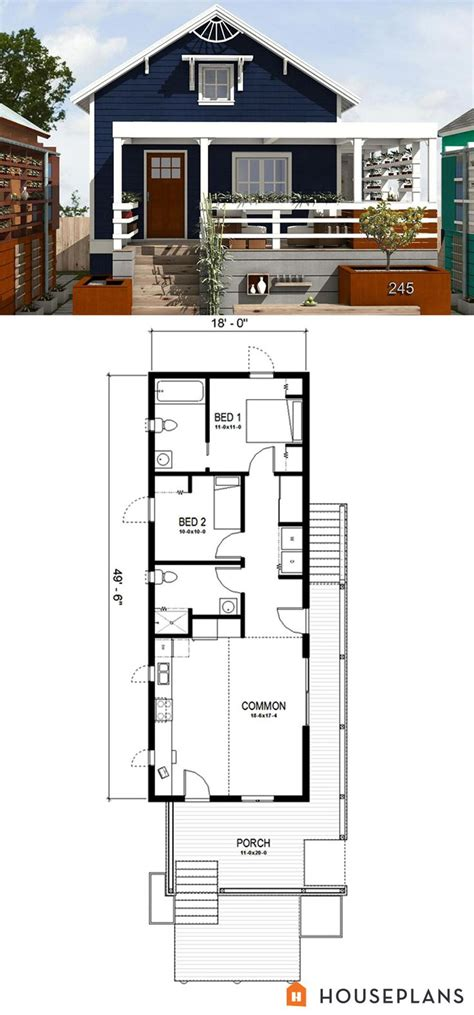 25 best ideas about small guest houses on pinterest small house plans for seniors photo album home interior