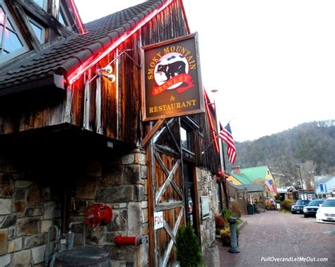 smoky mountain brewery and restaurant gatlinburg tn