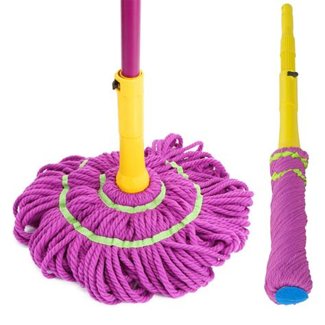 retractable twist water mop in india shopclues online