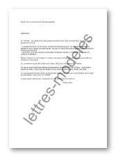 Exemple De Lettre Mise En Demeure Gratuit Modele Lettre Gratuite Mise Demeure Document