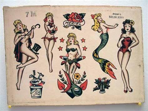 tattoo old school catalogo vintage sailor jerry tattoos tattoo pinterest sailor