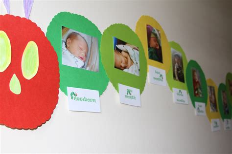 Very Hungry Caterpillar Wall Stickers very hungry caterpillar birthday banner and so many more