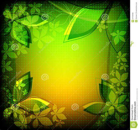 imagenes verdes abstractas flores verdes abstractas