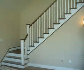 Banister Baluster by Hardwood Staircase Pictures Stairway Railing Picture