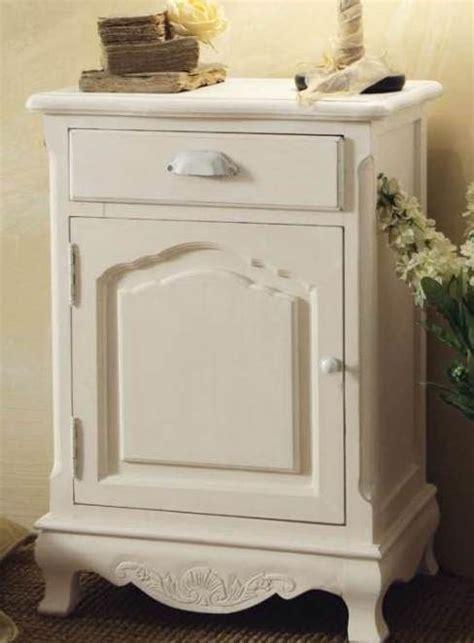 comodino provenzale comodino provenzale legno bianco comodini mobili