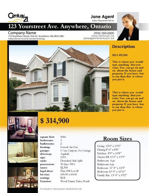 real estate listing sheet template real estate listing sheet template 28 images