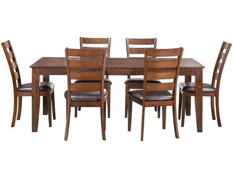 slumberland dining room sets slumberland kona collection 5pc dining set