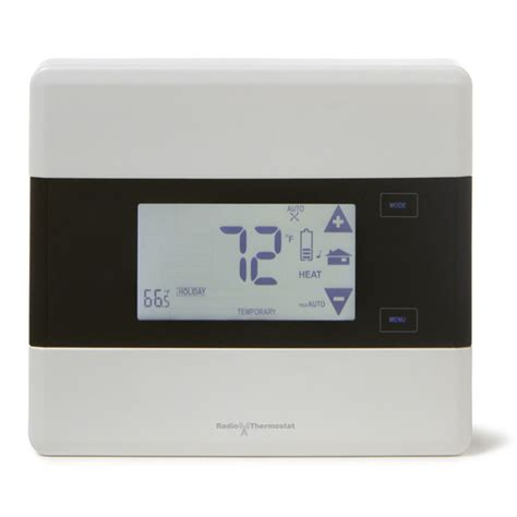 Lowes Touch L by Shop Iris 7 Day Touch Screen Programmable Thermostat Works