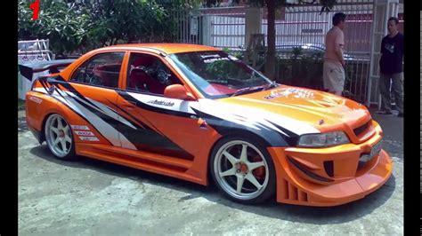 gambar modifikasi mobil mewah terkeren  terlengkap