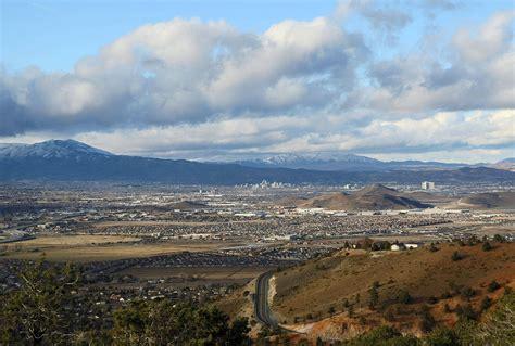City Reno Mba by Scenic Drive Back To Reno Nevada