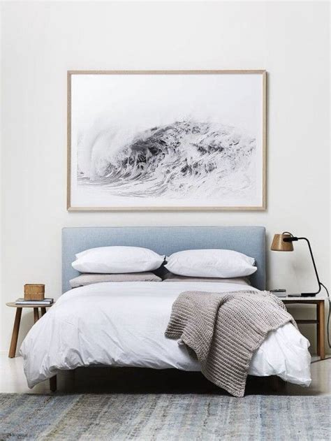 Simple Upholstered Headboard by 25 Best Upholstered Bedheads Ideas On Bed