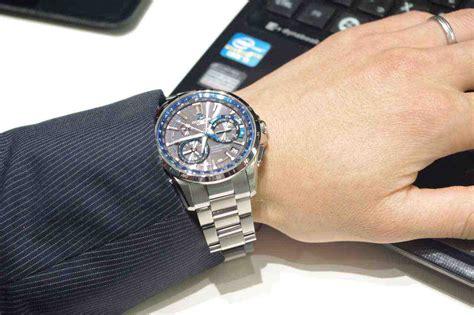 Jam Tangan Priacowok Casio Original Kulit Terbaru 1 jual casio ocw g1000 1a baru jam tangan terbaru murah