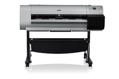 Printer Canon 700 Ribuan canon u s a support drivers imageprograf ipf700