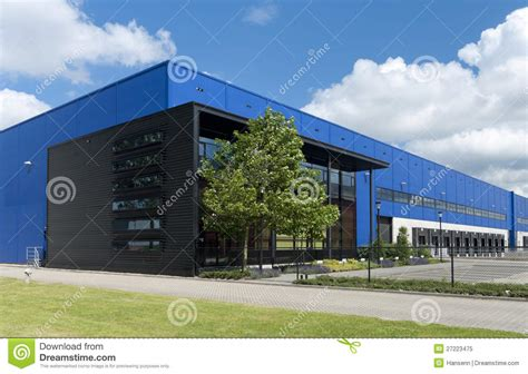 modern warehouse design industrial warehouse royalty free stock photo image