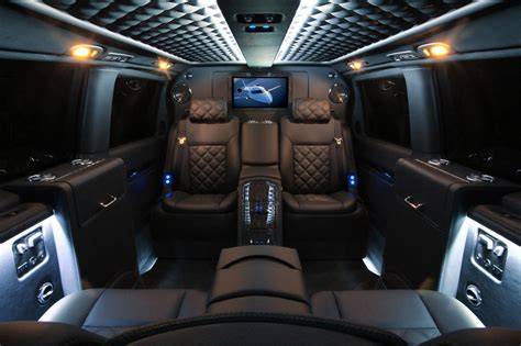 The Ultimate Luxury by Mercedes Viano By Carisma Auto Design Is The Ultimate