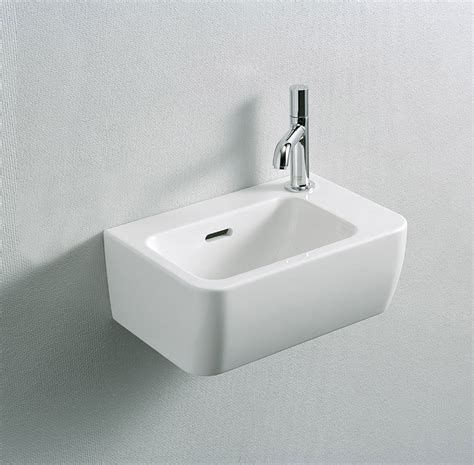 small basin laufen pro a 360 x 250mm small washbasin with 1 tap