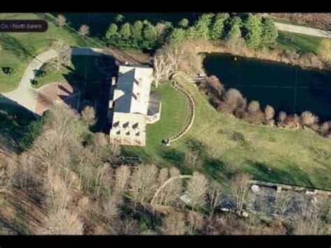 david letterman house david letterman s north salem mansion youtube