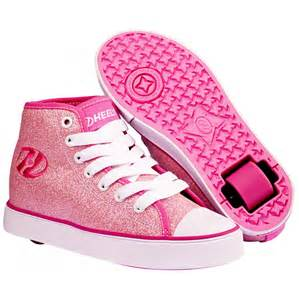 rollerblade shoes for heelys veloz roller shoes skating shoes pink glitter