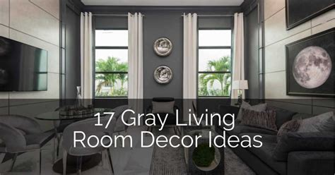 gray living room decor ideas sebring design build